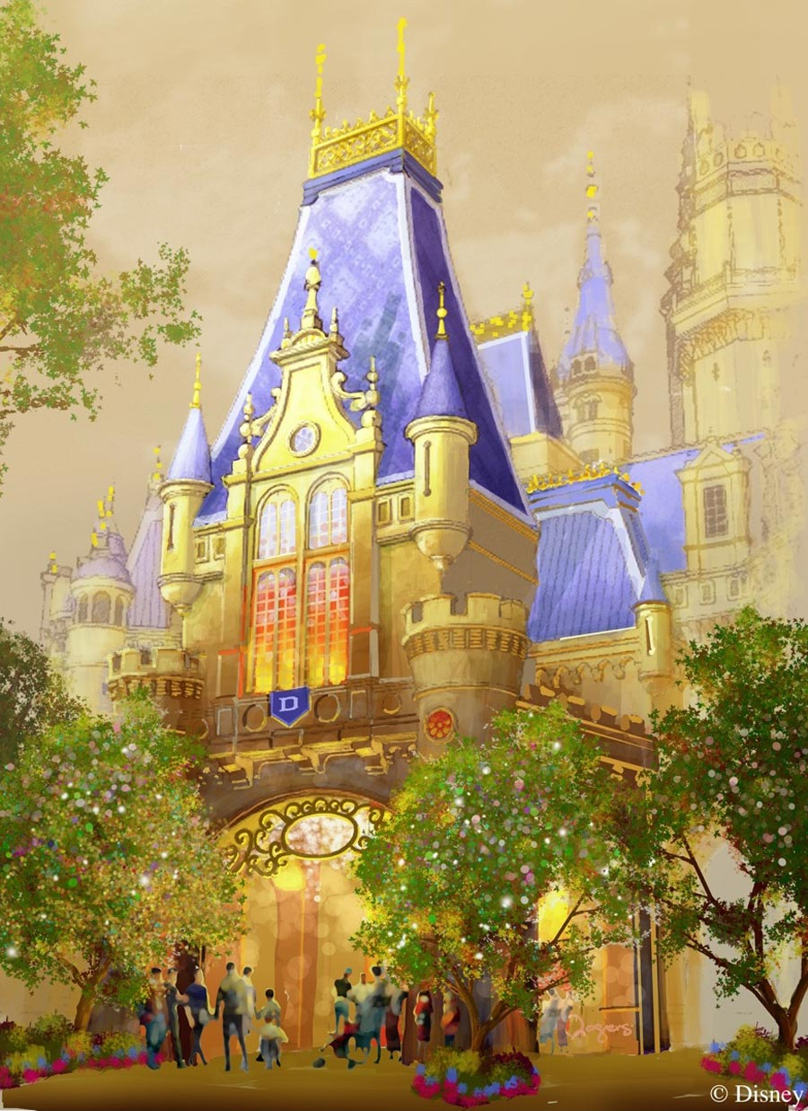 shanghai-disneyland-enchated-storybook-castle