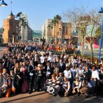 Walt Disney Studios park celebrates 10 years of troubles