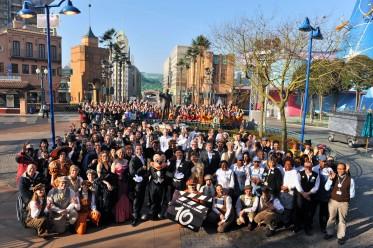 Walt disney studios disneyland paris 10 years anniversary anniversaire