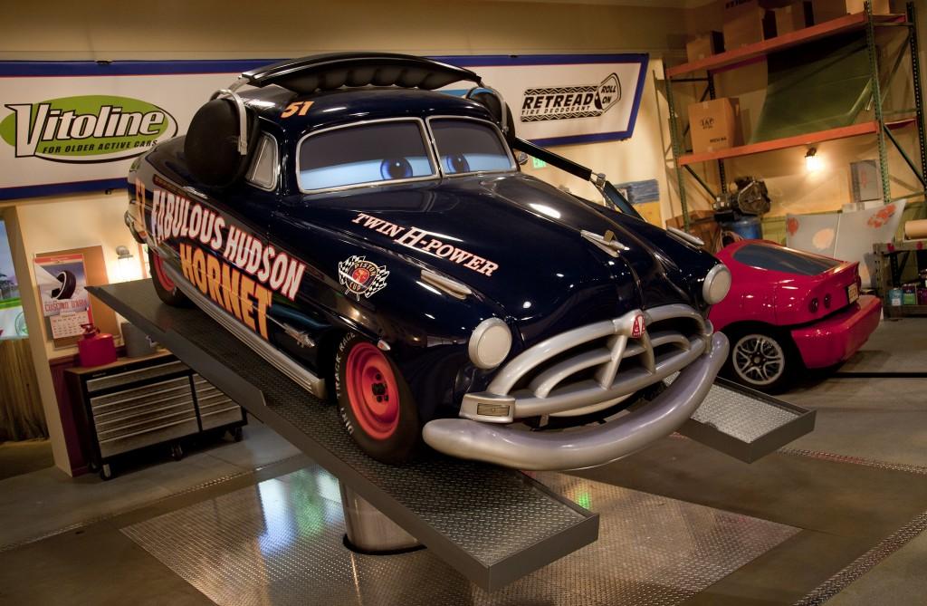 Cars video game - Radiator Springs Theme - YouTube