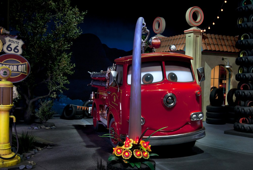 Disney Pixar Cars Radiator Springs Adventures - Download