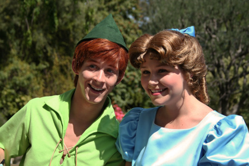 peter pan spieling wendy wedding married