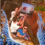 Splash Mountain on ride picture13