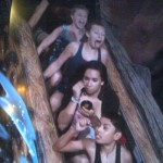 Splash Mountain on ride picture5