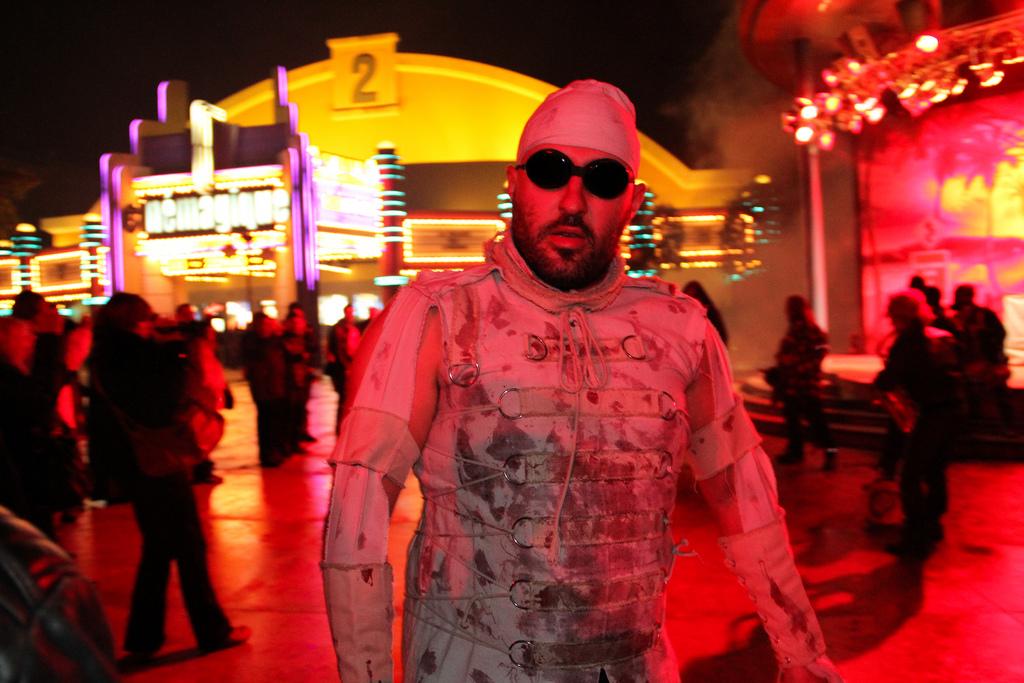 Terrorific night disneyland paris walt disney studios halloween 2
