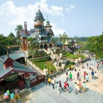 Mystic Manor Mystic Point 迷離莊園 Hong kong Disneyland28