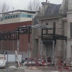 Attraction Ratatouille L Aventure Totalement Toquee de Remy construction Ride Walt Disney Studios Disneyland Paris 2014 Disney Pixar