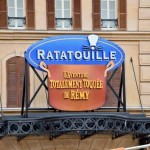Attraction Ratatouille - The Ride - L Aventure Totalement Toquee de Remy construction Ride Walt Disney Studios Disneyland Paris 2014 Disney Pixar