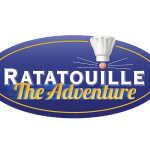 Ratatouille - The Adventure logo HD