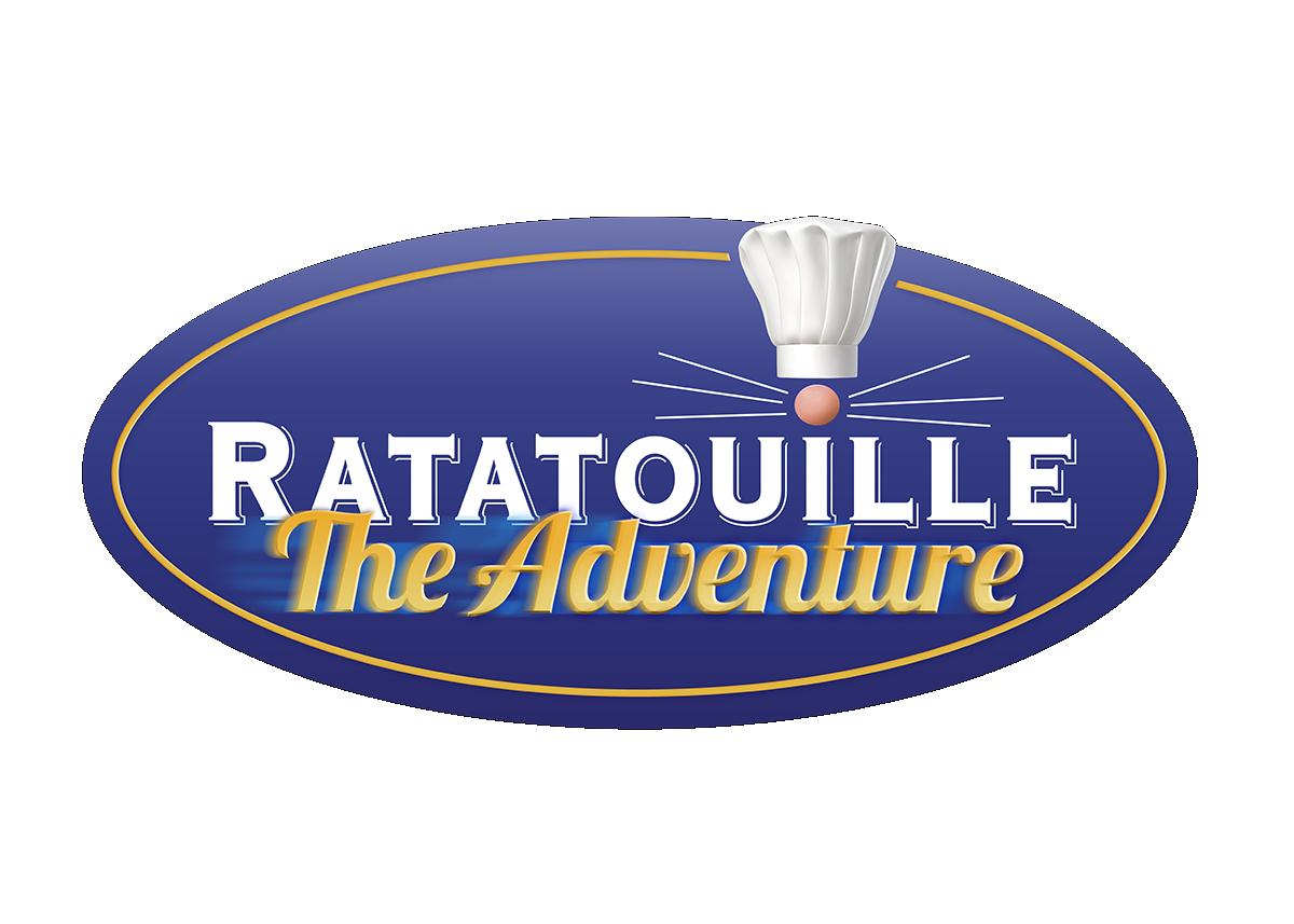 Ratatouille - The Adventure logo HD