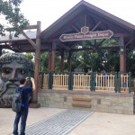 Mystic Manor Hong Kong Disneyland  Mystic Point  Haunted Mansion1peg