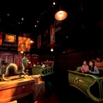 Mystic Manor Hong Kong Disneyland  Mystic Point  Haunted Mansion8