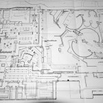 Ratatouille attraction Kitchen Calamity Disneyland Paris blueprint show building layout