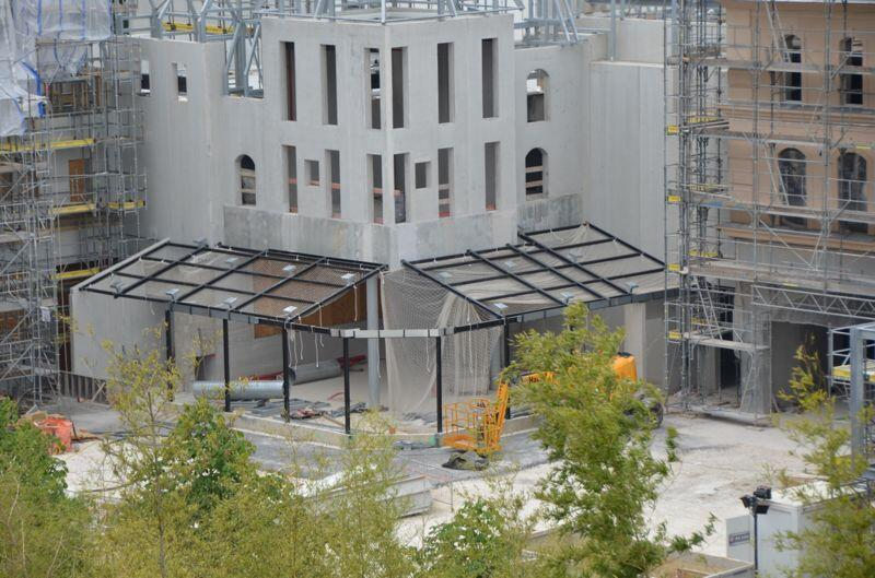 Ratatouille attraction Kitchen Calamity Disneyland Paris june 10