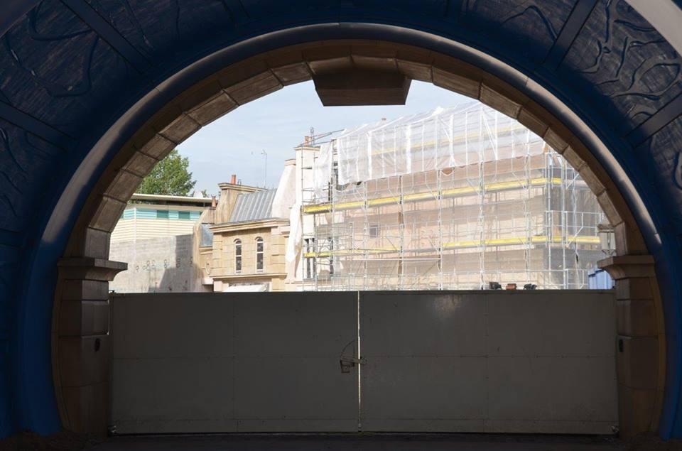 attraction Ratatouille : l'aventure totalement toquée de remy Disneyland Paris walt disney studios september 22
