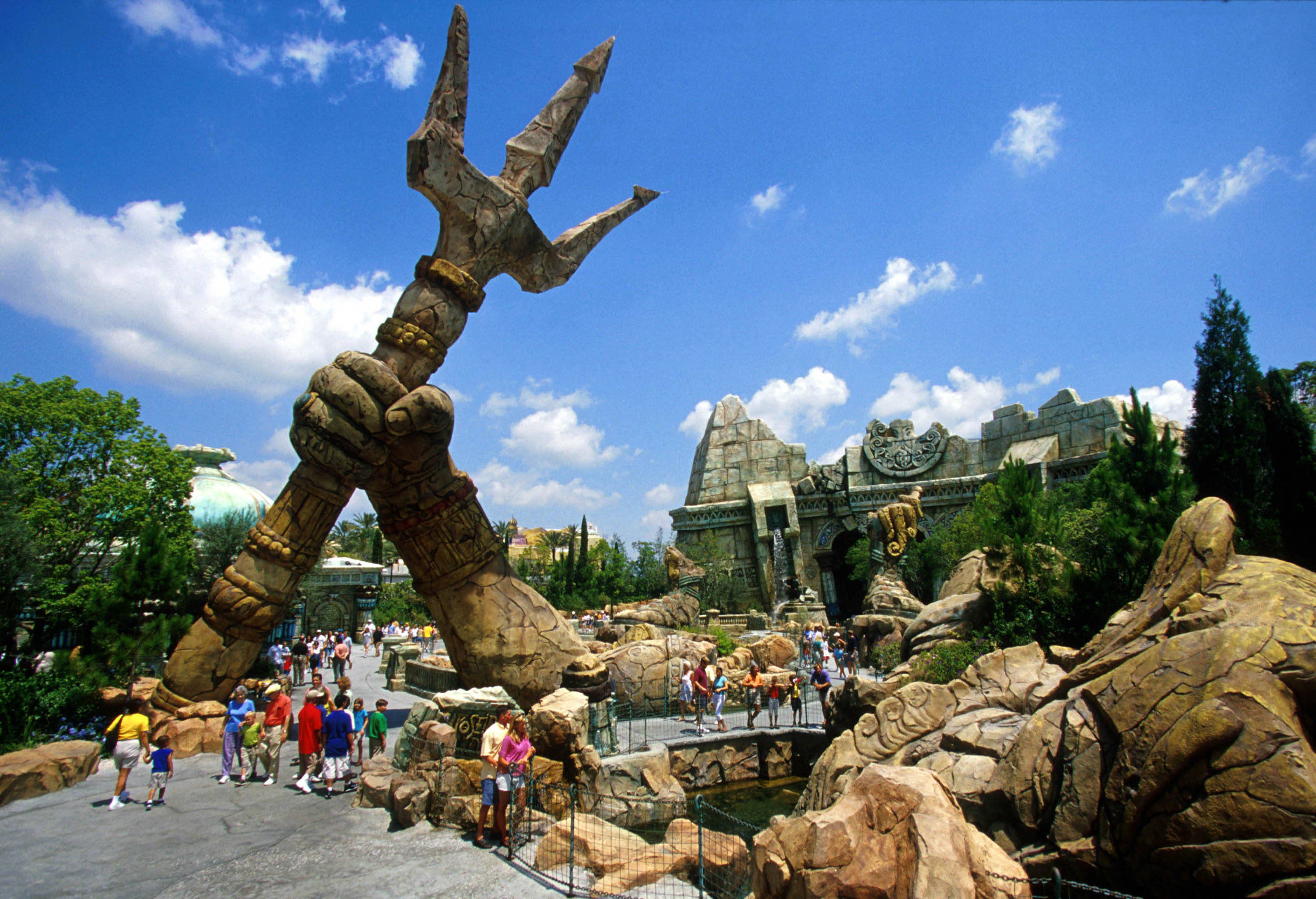 poseidon's fury universal islands of adventure