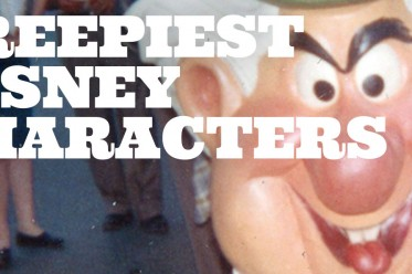 creepy-disneyland- haracters
