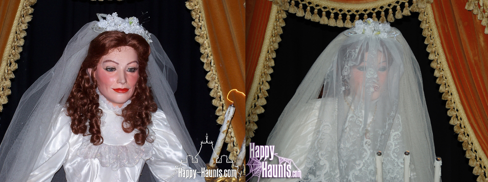 phantom manor disneyland paris bride melanie ravenswood