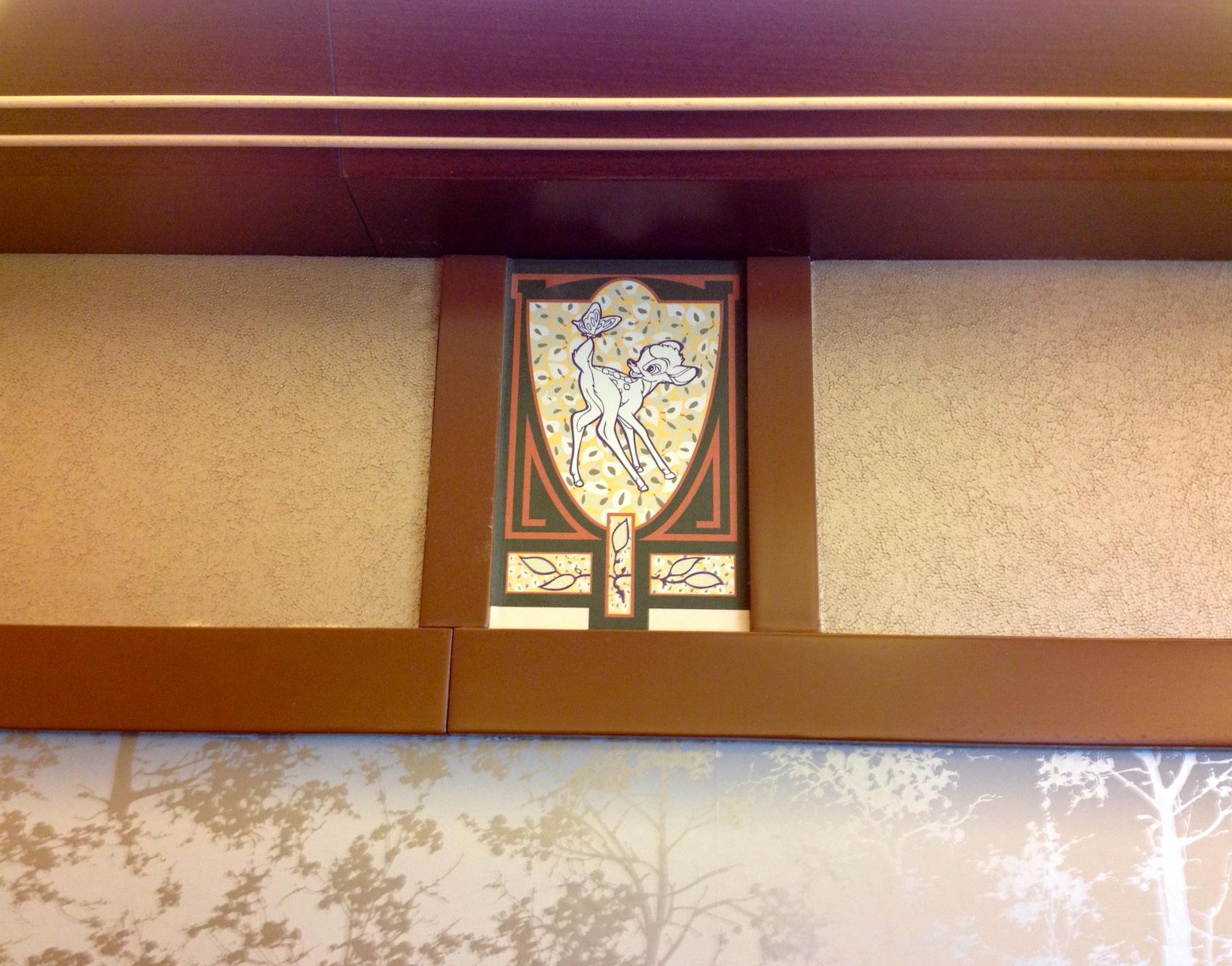 Bambi chambre sequoia lodge hotel disneyland paris room - Chambre standard sequoia lodge ...