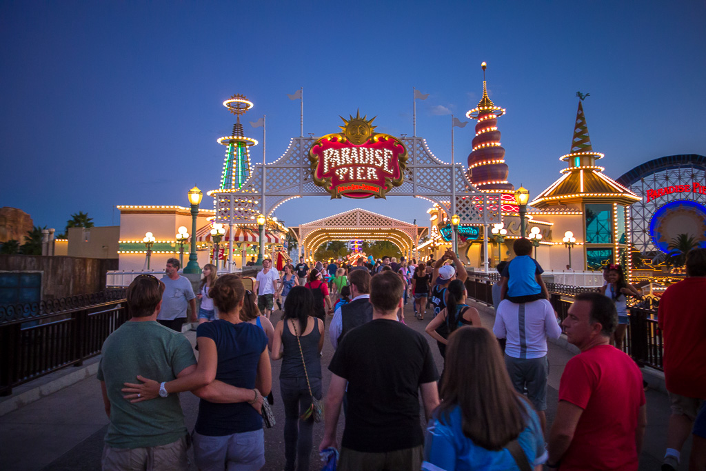 alternate reality disney theme parks book by rafa torcida
