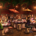 Ratatouille the adventure totalement toquée de remy disneyland paris walt disney studios construction design concept art walt disney imagineering