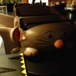 Ratatouille the adventure totalement toquée de remy disneyland paris walt disney studios review ratmobile vehicle 11