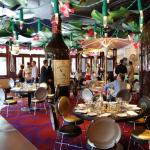 Ratatouille bistrot chez remy restaurant disneyland paris walt disney studios review