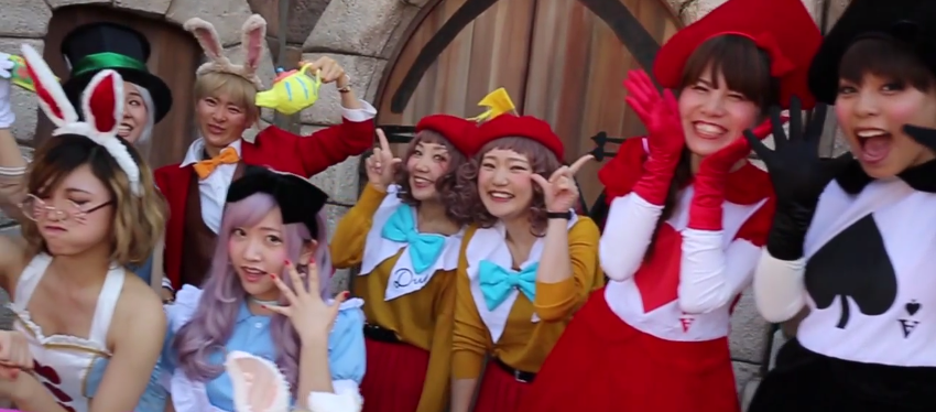 Cosplay : yet another reason Tokyo Disney Resort is the best place on Earth