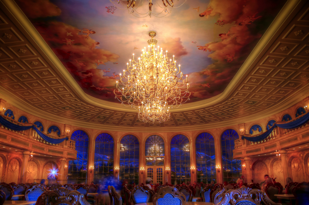 What Restaurants Are In Paris Disney Magic Kingdom