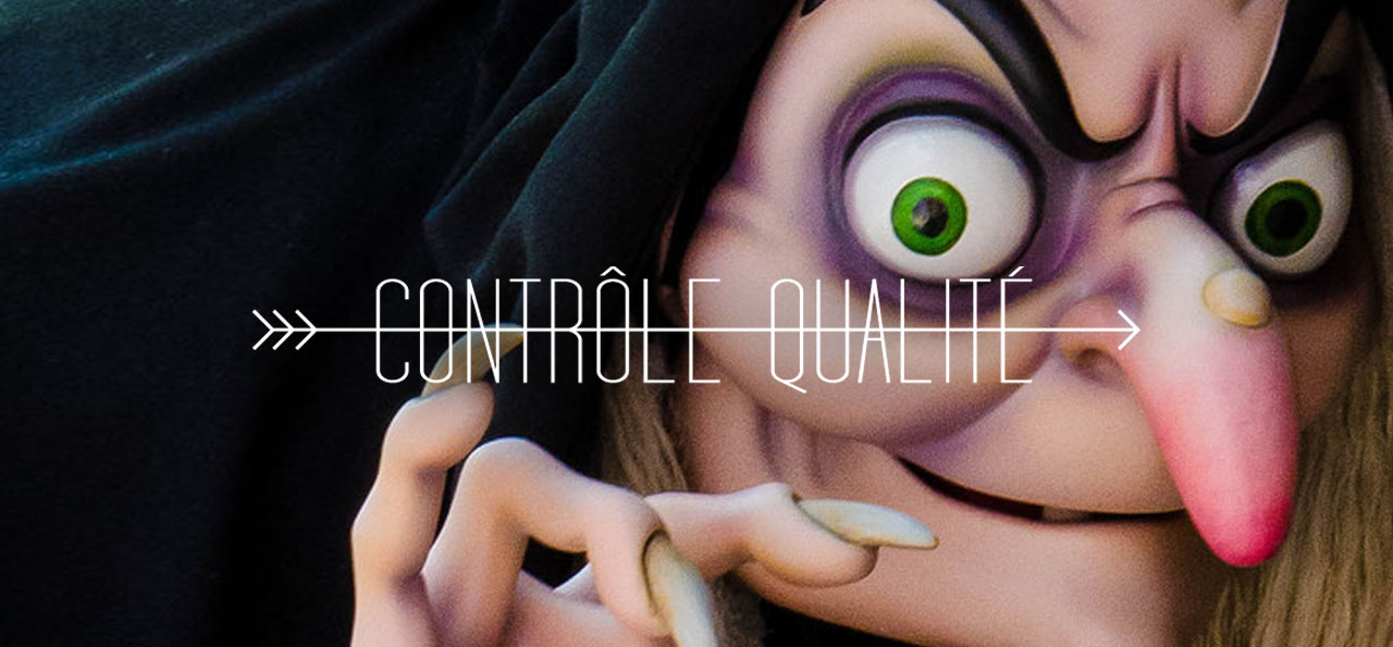 CONTROLE QUALITE : New Fantasyland at Walt Disney World's Magic Kingdom