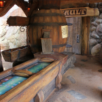 seven dwarfs mine train magic kingdom disney world
