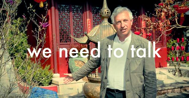 We Need To Talk : Eric Domb – CEO Pairi Daiza