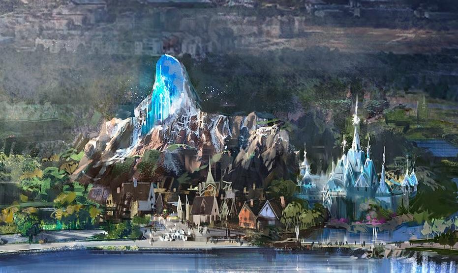 Concept art: Disney