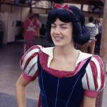 60's Disneyland backstage