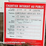 Ratatouille Kitchen Calamity attraction Disneyland Paris Walt Disney Studios construction