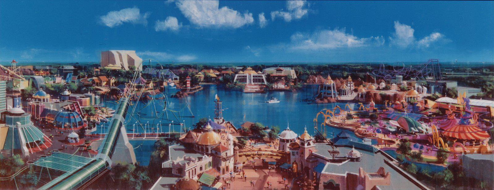 universal islands of adventure concept art artwork rendering