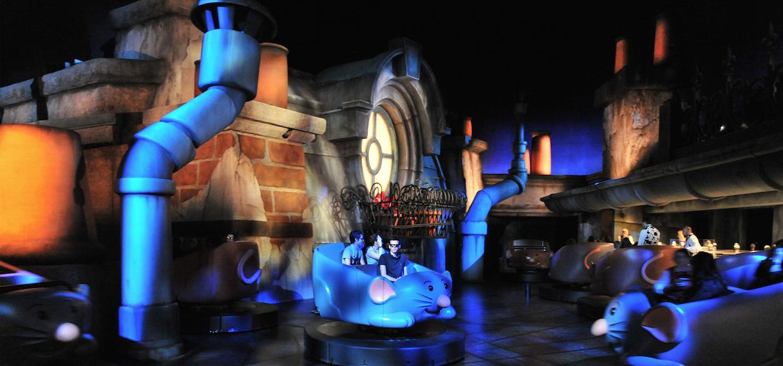 Ratatouille the adventure totalement toquée de remy disneyland paris walt disney studios review loading station3