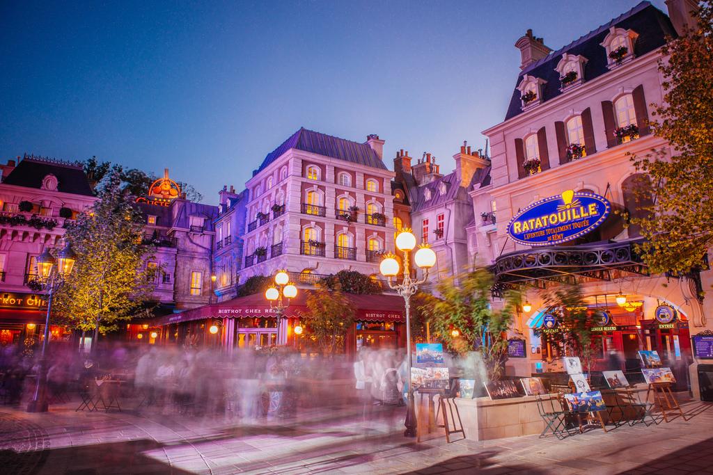 Ratatouille the adventure totalement toquée de remy disneyland paris walt disney studios review place de remy 4
