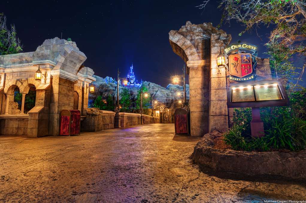 be our guest restaurant magic kingdom disney world
